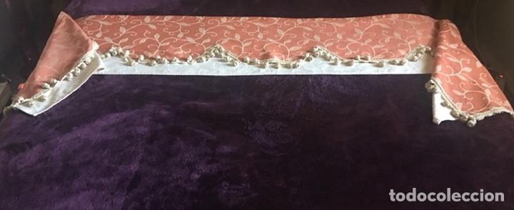 Antigüedades: Galeria de cortina -280 cms de largo -(19442) - Foto 2 - 195101382