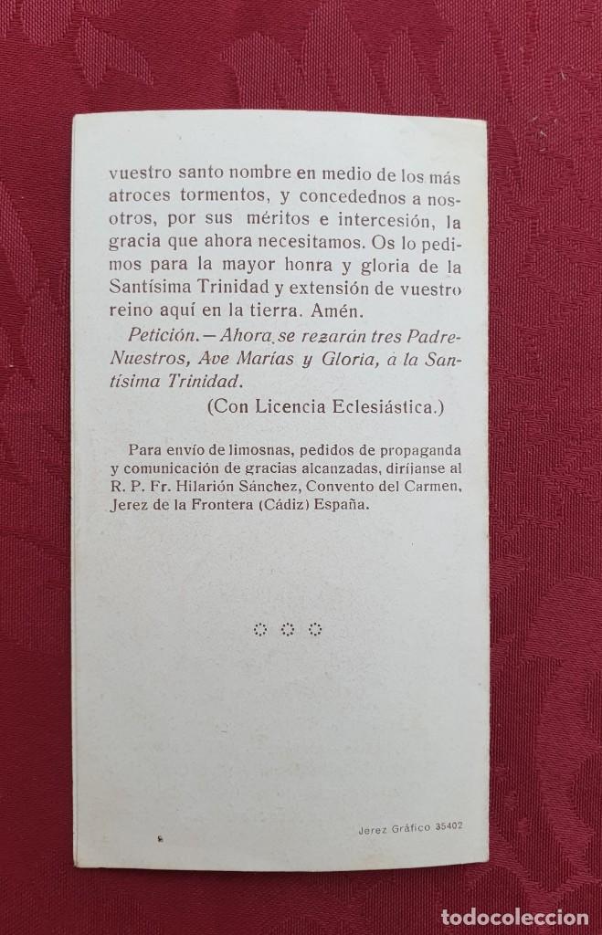 Antigüedades: ANTONIO MOLLE LAZO 1915-1936 MUERTO EN DEFENSA DE CRISTO-REY Y DE ESPAÑA CATÓLICA - Foto 3 - 195101892