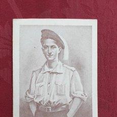 Antigüedades: ANTONIO MOLLE LAZO 1915-1936 MUERTO EN DEFENSA DE CRISTO-REY Y DE ESPAÑA CATÓLICA. Lote 195101892