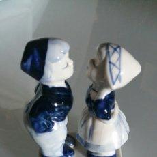 Antigüedades: FIGURA DE PORCELANA , HOLANDA.. Lote 195124862