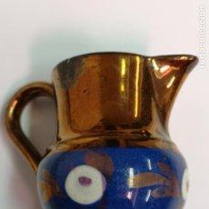 Antigüedades: JARRA DE REFLEJOS 6,5 CM. . Lote 195138186
