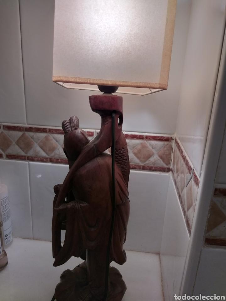 Antigüedades: Lampara sobremesa - Foto 7 - 195140221