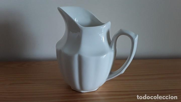 Antigüedades: Lechera cerámica Cartuja Pickman - Foto 3 - 195140436