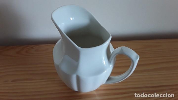 Antigüedades: Lechera cerámica Cartuja Pickman - Foto 4 - 195140436