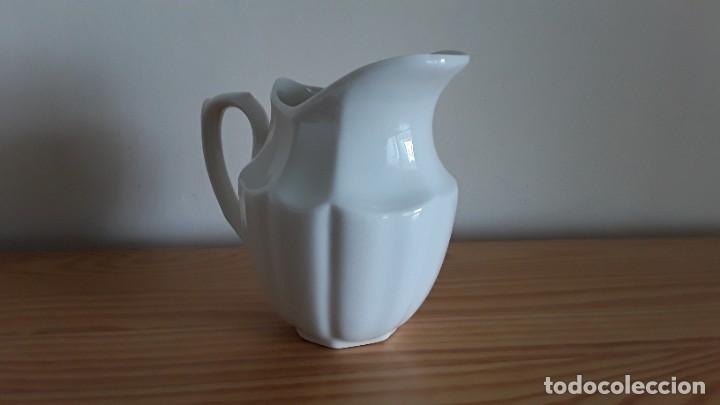 Antigüedades: Lechera cerámica Cartuja Pickman - Foto 6 - 195140436