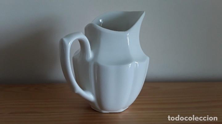 Antigüedades: Lechera cerámica Cartuja Pickman - Foto 7 - 195140436
