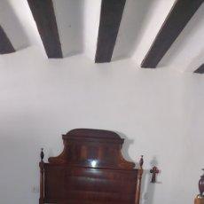 Antigüedades: CAMA IMPERIO S XIX. Lote 195142217