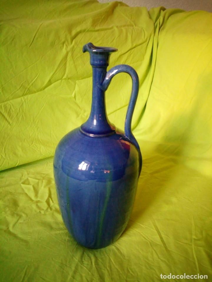 JARRON DE ALFAR GONGORA - UBEDA.CERAMICA ESMALTADA (Antigüedades - Porcelanas y Cerámicas - Úbeda)