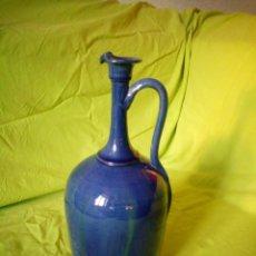 Antigüedades: JARRON DE ALFAR GONGORA - UBEDA.CERAMICA ESMALTADA. Lote 195145317