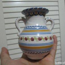 Antigüedades: JARRON JARRA PUENTE ARZOBISPO FRAILE-BUEN ESTADO. Lote 195149768