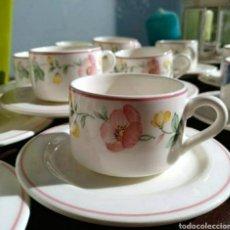 Antigüedades: 12 JUEGOS CAFE. Lote 195153457