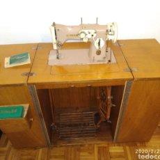 Antigüedades: MÁQUINA COSER SINGER 801Z. Lote 195154225