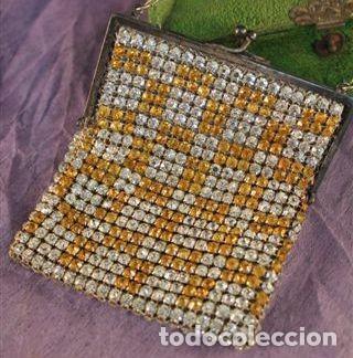 ANTIGUO BOLSO DE FIESTA (Antigüedades - Moda - Bolsos Antiguos)