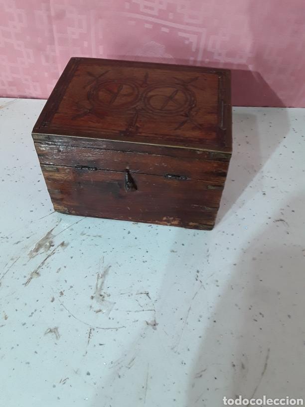 Antigüedades: Caja de esencias - Foto 7 - 195179277