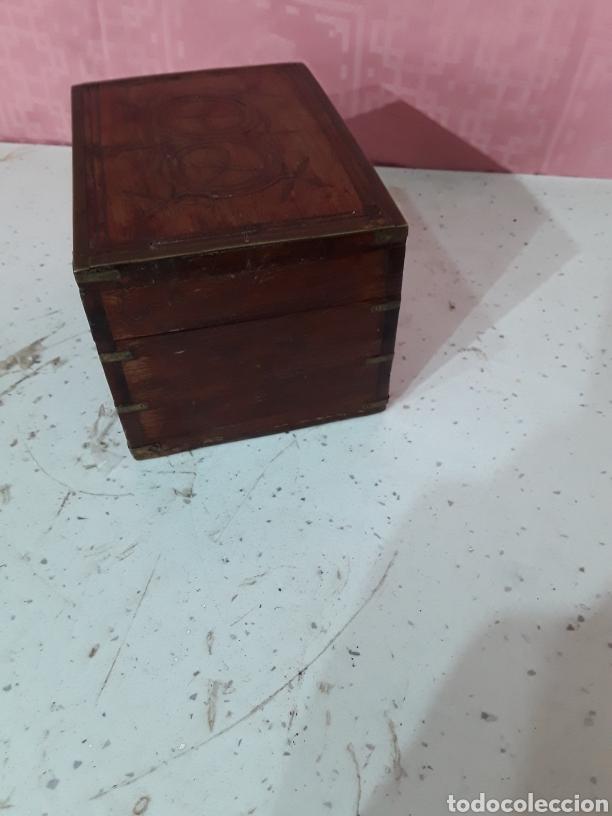 Antigüedades: Caja de esencias - Foto 8 - 195179277