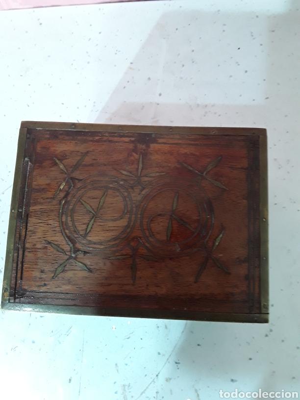 Antigüedades: Caja de esencias - Foto 10 - 195179277