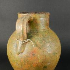 Antigüedades: CANTARO DE BARRO. Lote 195180000