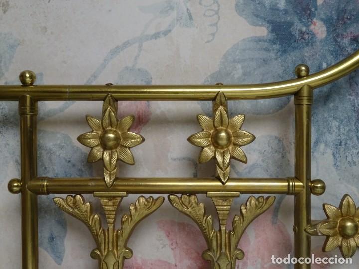 Antigüedades: Canapé Luis XV S.XIXen madera decaoba y recién tapizado por Cole&Son - Foto 47 - 188052595