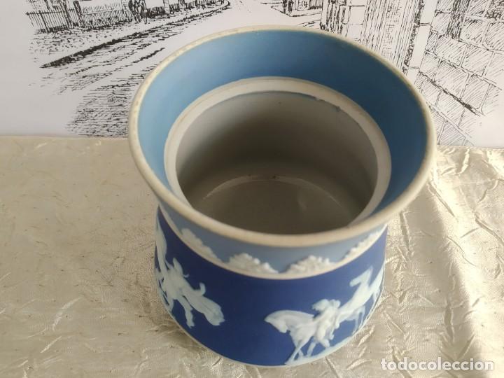 Antigüedades: Rebajas!!!Wedgwood muy raro ! tres colores! 1780-1820 años - Foto 2 - 195187337