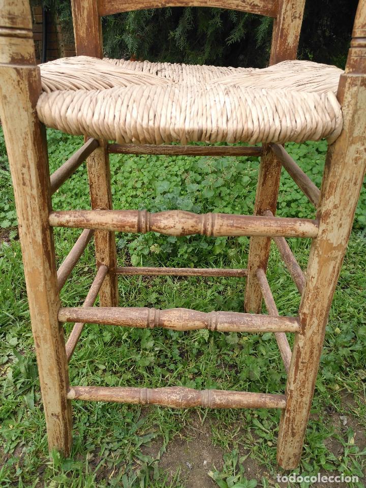 Antigüedades: Silla o trona de bebé. - Foto 6 - 195195673