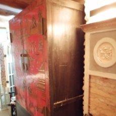 Antigüedades: ANTIGUO ARMARIO IMPERIAL. Lote 195200346