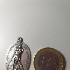 Antigüedades: MEDALLA NA SA DO ROSARIIDA FATIMA. Lote 195200985