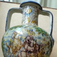 Antigüedades: JARRON RUIZ DE LUNA - TALAVERA. Lote 195216211