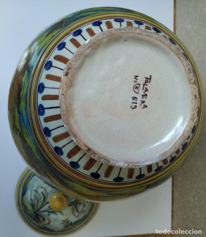 Antigüedades: ORZA RUIZ DE LUNA - TALAVERA - Foto 5 - 195218973