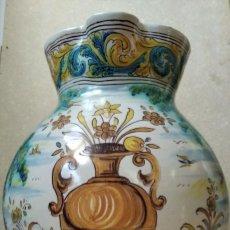 Antigüedades: JARRA RUIZ DE LUNA - TALAVERA. Lote 195219585