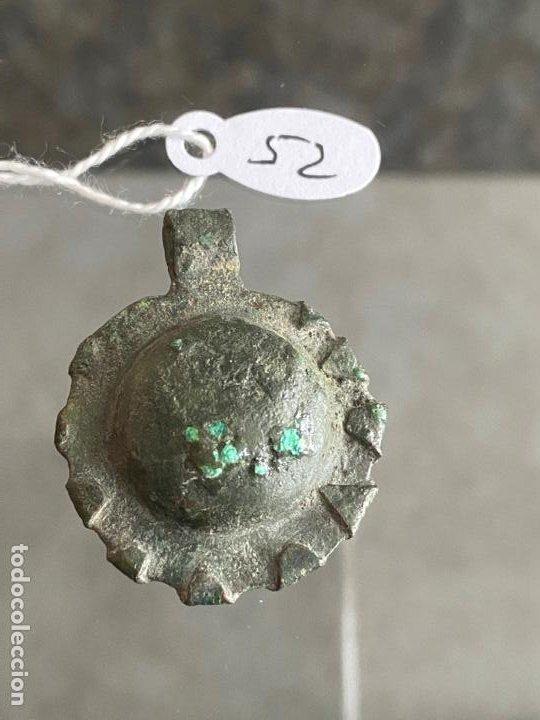 Antigüedades: ANTIGUO COLGANTE , POSIBLEMENTE PARA GUARDAR LAS CENIZAS DE LOS SERES QUERIDOS FALLECIDOS - Foto 2 - 195224327