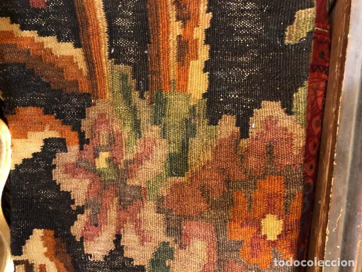 Antigüedades: 4 cojies hechos con kilims antiguos - Foto 5 - 195236636