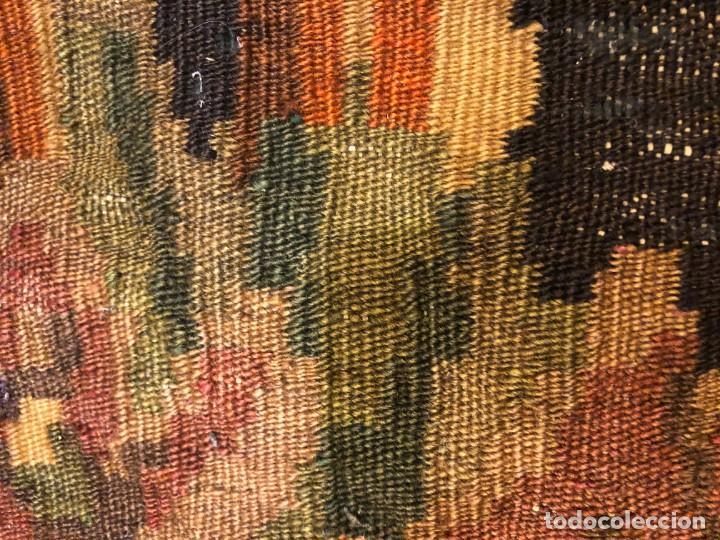 Antigüedades: 4 cojies hechos con kilims antiguos - Foto 6 - 195236636
