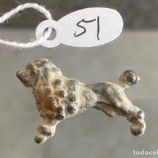 Antigüedades: ANTIGUO AMULETO EN METAL , ANIMAL . Lote 195236780