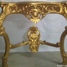 Antigüedades: RINCONERA ESTILO BARROCO.. Lote 195243285
