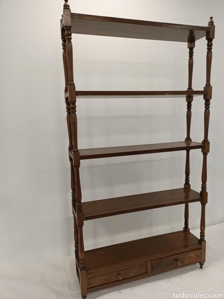 Antigüedades: Estanterias de maderas de colgar - Foto 3 - 195245987
