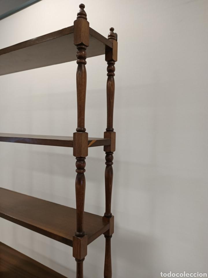 Antigüedades: Estanterias de maderas de colgar - Foto 4 - 195245987