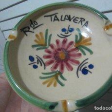 Antigüedades: CENICERO RDO TALAVERA. Lote 195246957