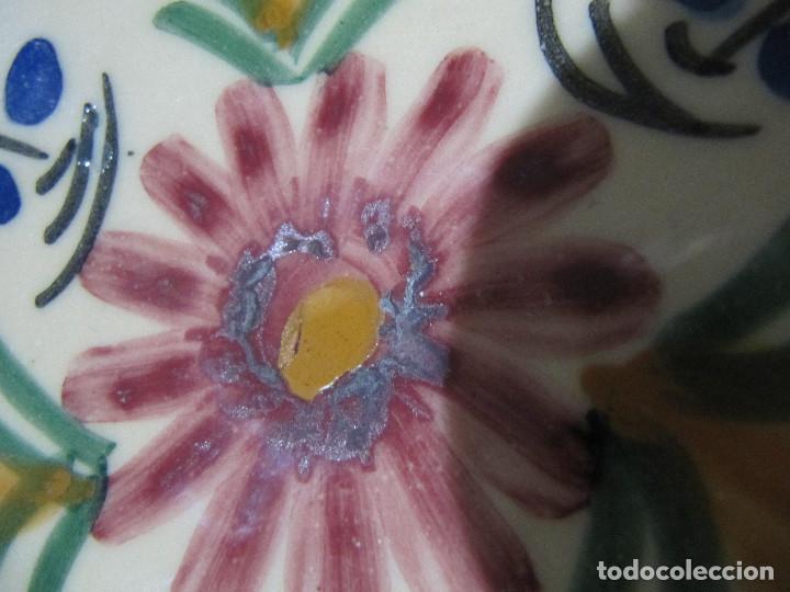Antigüedades: Cenicero RDO talavera - Foto 5 - 195246957