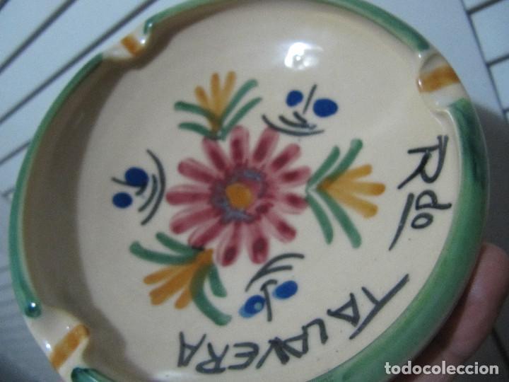 Antigüedades: Cenicero RDO talavera - Foto 6 - 195246957
