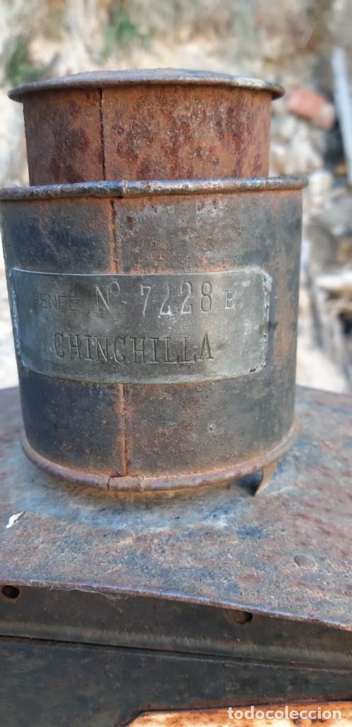 Antigüedades: Farol de Renfe - Foto 4 - 195260358