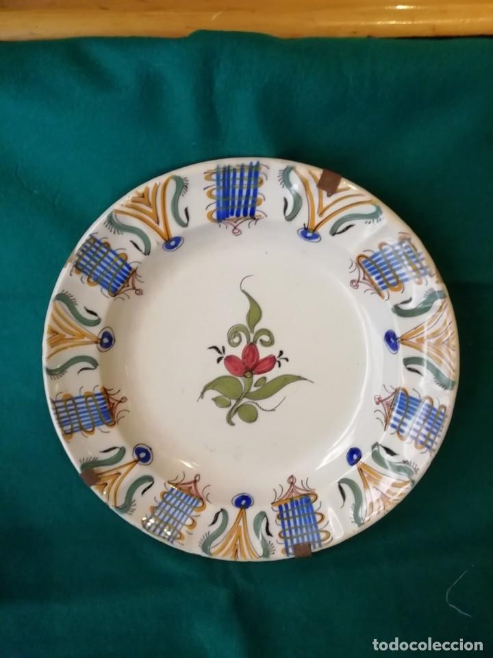 CERÁMICA DE MANISES. SIGLO XIX-XX (Antigüedades - Porcelanas y Cerámicas - Manises)