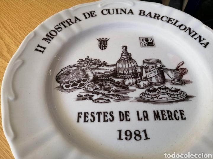 Antigüedades: II MOSTRA DE CUINA BARCELONINA FESTES DE LA MERCE 1981 - Foto 2 - 195269233