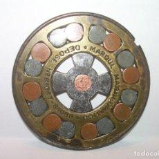 Antigüedades: ANTIGUO AMULETO TALISMAN MAGNEOPATICO CON PROPIEDADES CURATIVAS...SIGLO XIX.. Lote 195269820