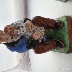 Antigüedades: PUENTECESURES CERAMICA O FABEIRO. Lote 195274392