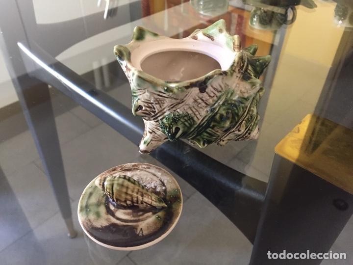 Antigüedades: MAYOLICA. JUEGO DE CAFÉ Y TE AÑOS 50 , JAPONES PARA LA EXPORTACION - Foto 9 - 195276435