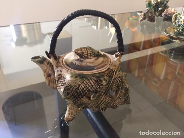 Antigüedades: MAYOLICA. JUEGO DE CAFÉ Y TE AÑOS 50 , JAPONES PARA LA EXPORTACION - Foto 14 - 195276435