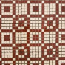 Antigüedades: ANTIGUO SUELO HIDRÁULICO 2, FINALES DE XIX. Lote 195277673