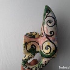 Antigüedades: LAMPARA PUENTECESURES. Lote 195291123