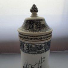 Antigüedades: BOTE DE FARMACIA SARGADELOS. Lote 195297978