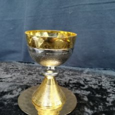 Antigüedades: PRECIOSO CÁLIZ RELIGIOSO. Lote 195299145
